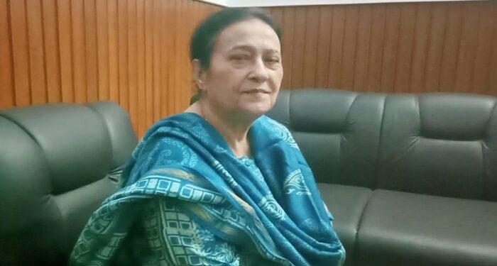 Dr Tazeen Fatima