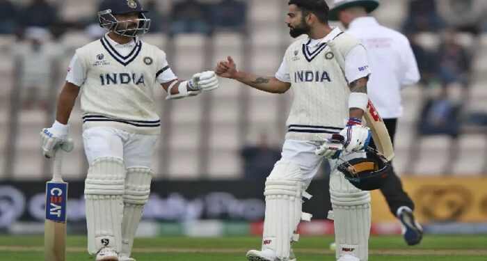 Fans furious over Rahane's performance, said why poor performance under Virat's captaincy