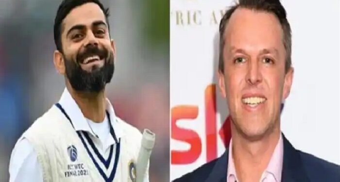 On the demand to remove Kohli from the captaincy, 'Graeme Swann' came forward .. said