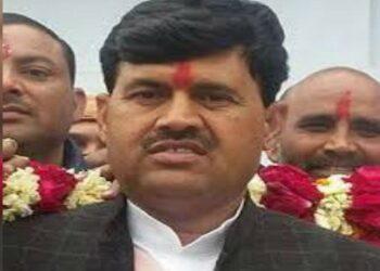SP leader Jugendra Singh Yadav