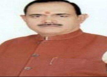 SP MLA Rameshwar Singh