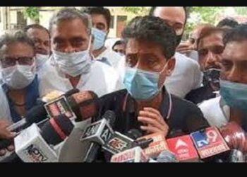 congress leader arrested