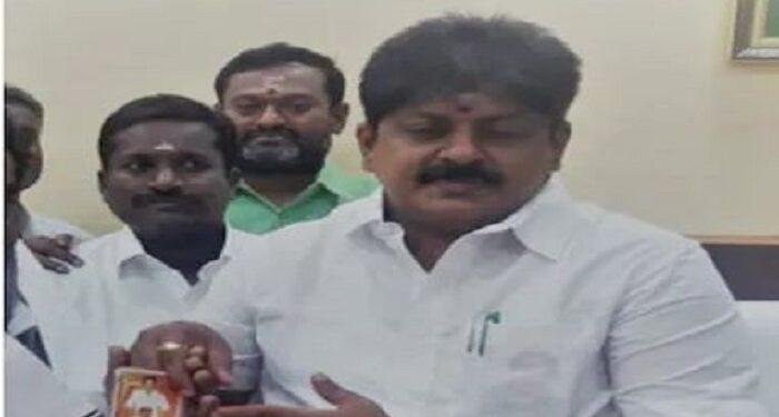 Former minister arrested