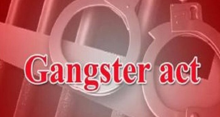 gangster act