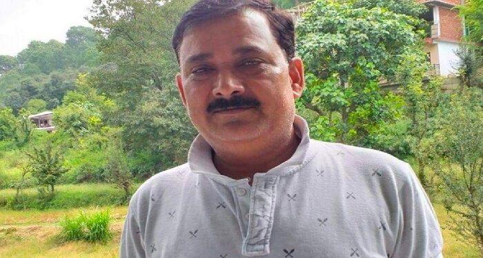 advocate Haresh Pachauri murder case