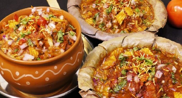 Enjoy the taste of spicy tomato chaat from Banaras sitting at home