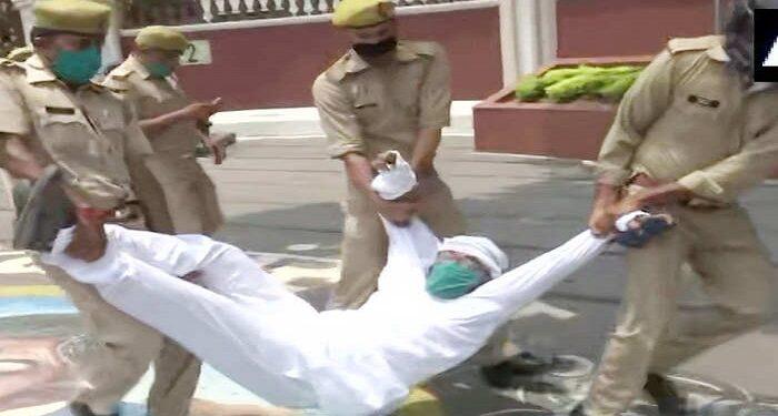 Ajay Lallu in custody