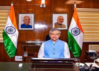 IT Minister Ashwani Vaishnav