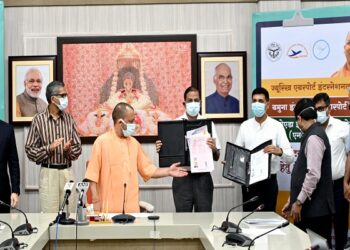MoU signed for Jewar Airport