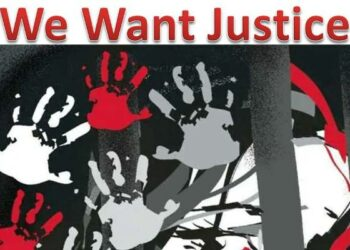 we want justice