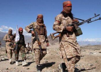 talibani attacker