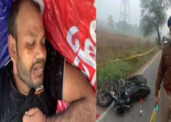 crook Ajay Kalia killed