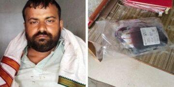 Blood smuggler arrested