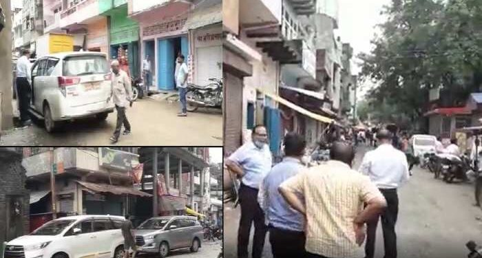 Income Tax raid on Om Prakash Jaiswal