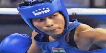 Boxer Lovlina
