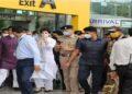 Priyanka reached Lucknow