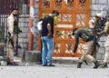 Blast in Downtown Srinagar