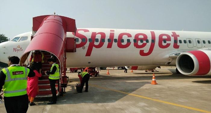 Spicejet airline
