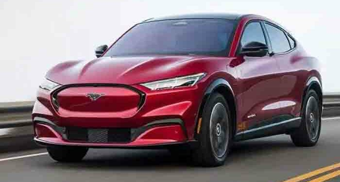 ford electric suv
